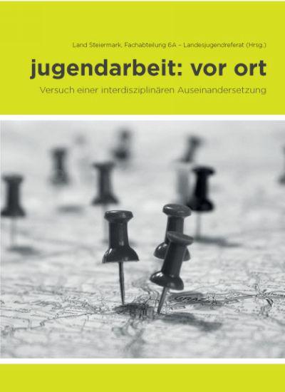 """Buch """"jugendarbeit: vor ort"""""""